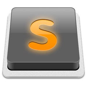Sublime Text 3 Mac 破解版