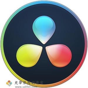 DaVinci Resolve Studio 16.0.0 Final Mac中文破解版
