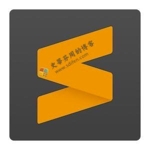 Sublime Text 4.0 Build 4085 Dev Mac中文破解版