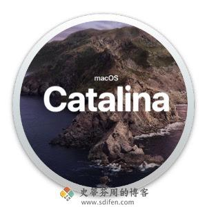 macOS Catalina 10.15 正式版(19A583)